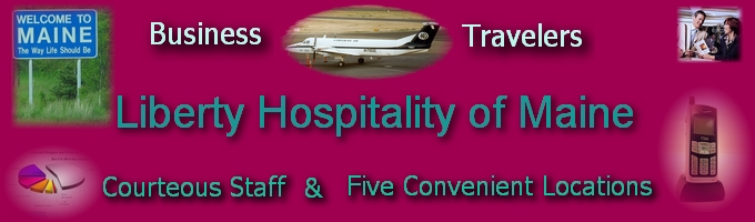Midcoast maine business travel for Trade winds motor inn rockland me