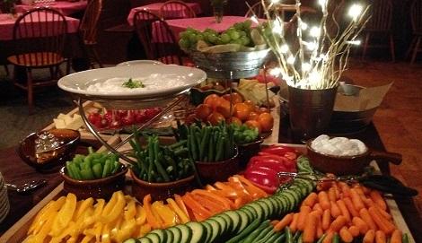 Catering Crudite Platter-sm